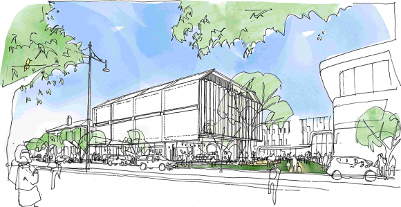 Architectus and Six Degrees appointed for  million redevelopment of Bendigo TAFE City Campus