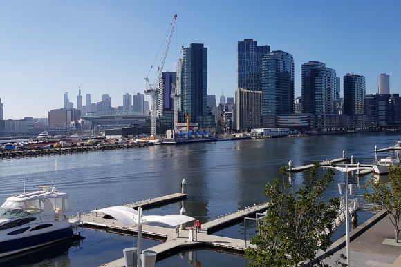 Docklands Places and Spaces, part one: Yarra's Edge