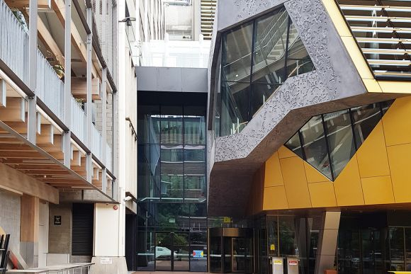 A tour of RMIT's New Academic Street