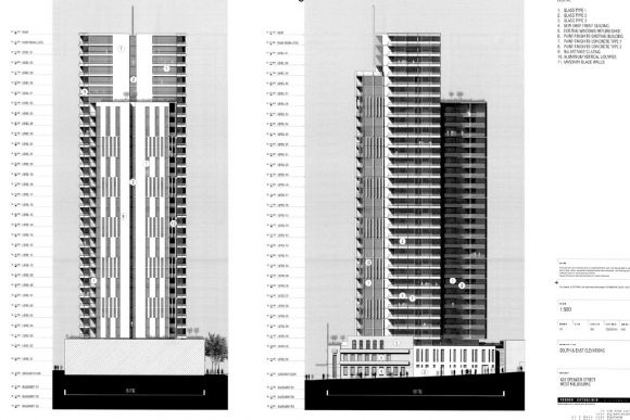 420 Spencer St edges closer to reality