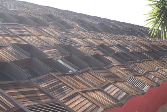 Wooden you know it - architecture and timber