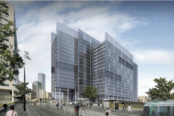 Batman's Hill Collins Street - The missing piece of the Docklands jigsaw?