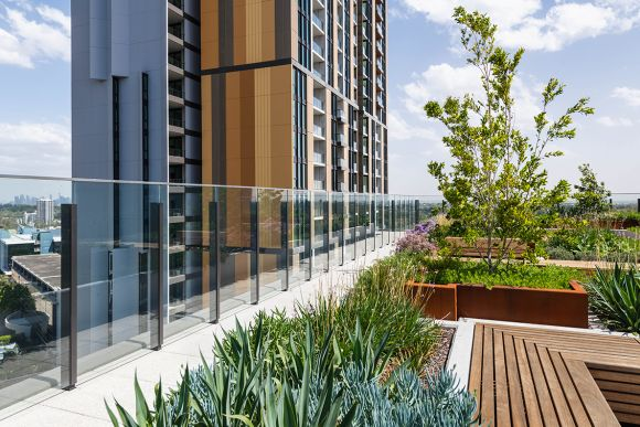 Watpac delivers Country Garden Australia's first project