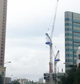 Construction photo of 443 Queen Street, Brisbane QLD 4000 on 11, February 2019: 443 Queen St Feb 2019,  uploaded by Anonymous