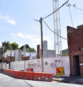 Construction photo of Pace of Abbotsford - 247 Johnston Street, Abbotsford VIC 3067 on 14, February 2019