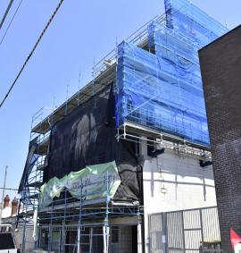 Construction photo of Pica Apartments - 8 New Street, Richmond VIC 3121 on 13, February 2019