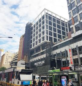 Construction photo of Riverview House 2 - 276 Flinders Street, Melbourne VIC 3000 on 19, February 2019