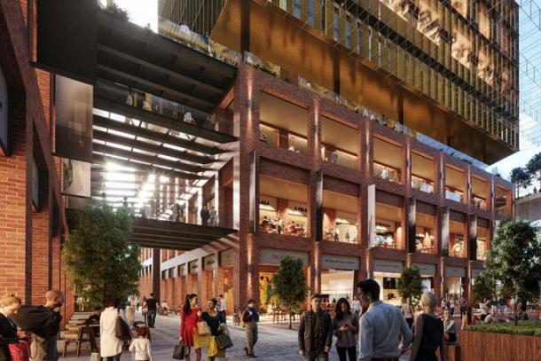 South yarras jam factory redevelopment a public realm bonanza urban ccuart Image collections