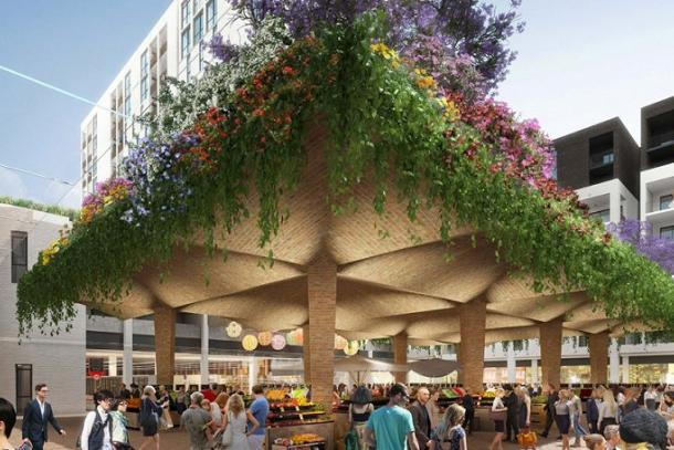 Ryde Council assesses a modified Eastwood Shopping Centre development proposal