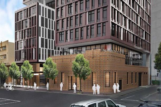 Inter-war and student to the core: another whopping student accommodation project unveiled