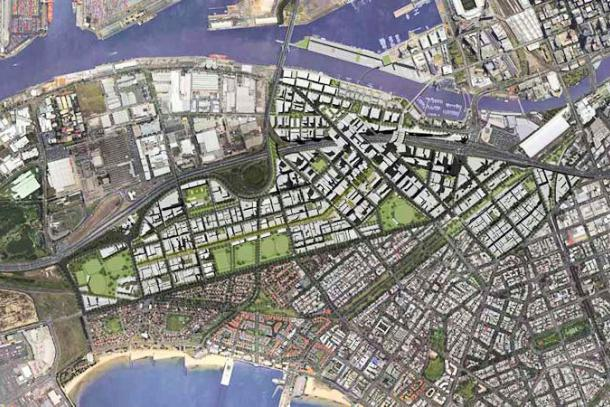The complexity of Fishermans Bend: An interview with Rob McGauran