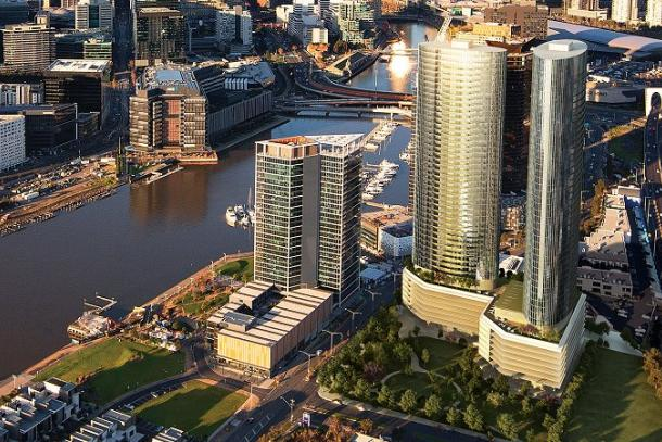 Lorimer Street residential towers draw closer to launch with construction tender announced