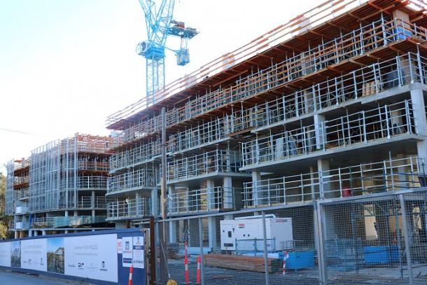 Ringwood's has 600 apartments under construction, as a new project nears launch