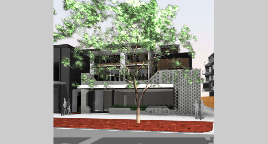 11 Pascoe Street, Pascoe Vale. Planning Image: Map Architecture