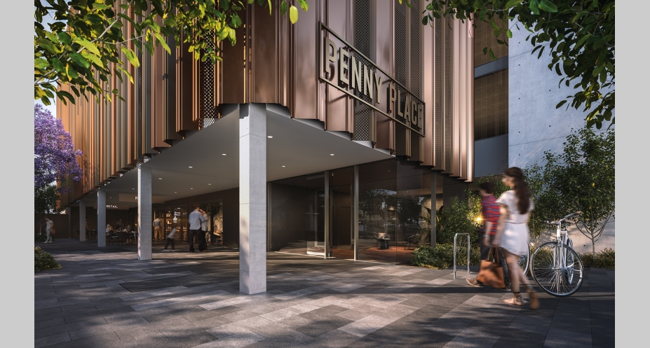 Penny Place - 17 Penny Place, Adelaide. Image: Flagship Group