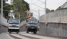 Level crossing removals