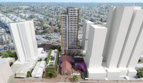 Stockland moves on the nation's tallest integrated aged care development