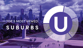 Urban's Top 5 for October -  Most Viewed Suburbs