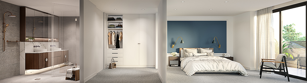 Brightons latest development embraces bayside living urban the apartment interiors are inspired by the theme of stillness and sanctuary says david forbes of the buchan group image supplied malvernweather Image collections