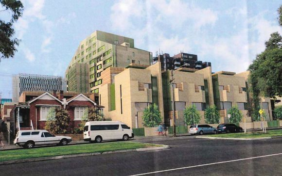 VincentCare's Flemington Road project a boost for homeless housing