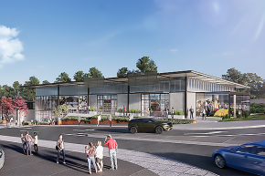 Stage One of $100M Belconnen Markets revitalisation launched