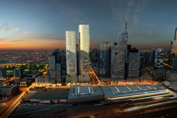 The Dawn of a New Age... and Melbourne's new tallest building?