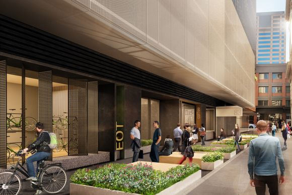 Cbus Property unveils $300m office project in Adelaide