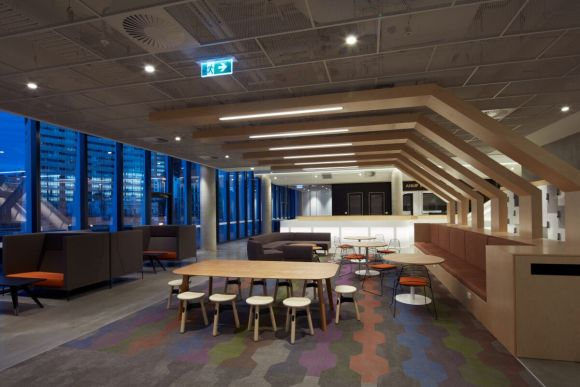 Profiling Montlaur's role in the new ANMF Melbourne headquarters