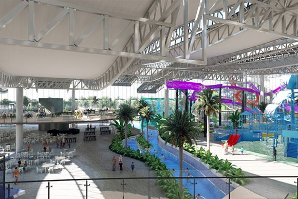New waterpark gives students exclusive access to world-class technology
