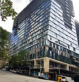 Construction photo of Collins Arch - 447 Collins Street, Melbourne VIC 3000 on 19, February 2019