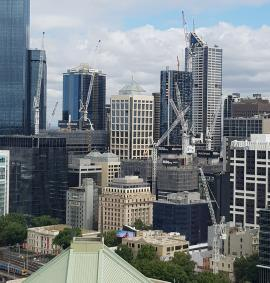 Construction photo of Collins Arch - 447 Collins Street, Melbourne VIC 3000 on 04, December 2018