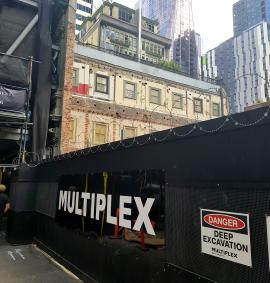 Construction photo of Paragon - 318 Queen Street, Melbourne VIC 3000 on 19, February 2019