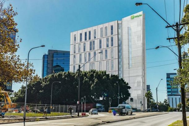 Holiday Inn stays ahead of the Mascot curve with a sizeable expansion planned