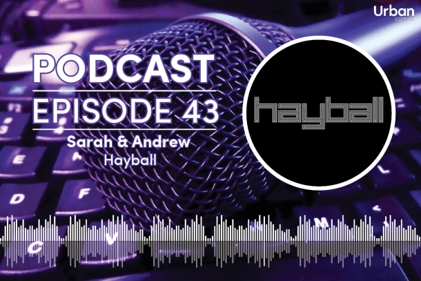 Weekly Podcast - Episode 43: Hayball's Sarah Buckeridge and Andrew Moulding talk Burwood Brickworks