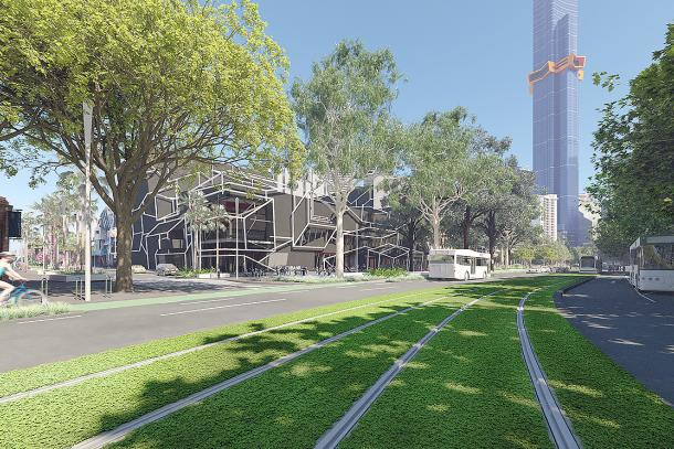 Stage 1 of Transforming Southbank Boulevard and Dodds Street commencing this month
