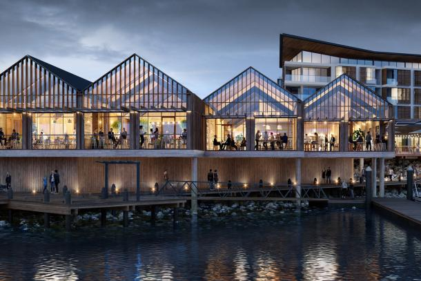 Shell Cove on NSW's Illawarra Coast a step closer to reality