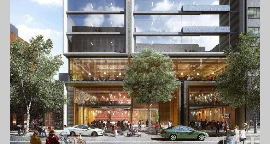 589-599 Little Collins Street, Melbourne. Image: Pro-invest Group