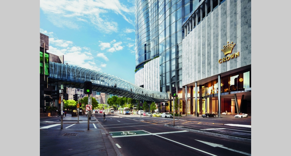 One Queensbridge Street, Southbank - Images supplied by State Government