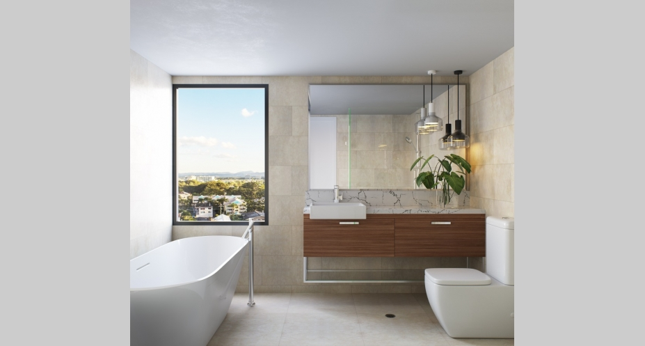 Serenity - 14 Cannes Avenue, Surfers Paradise. Images: Ray White