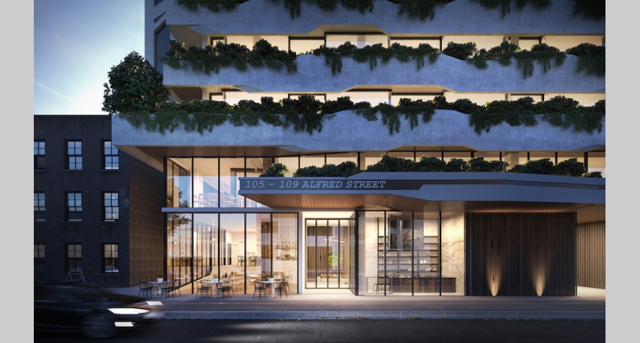The Coterie - 365 St Pauls Terrace, Fortitude Valley. Image: Vicland Property