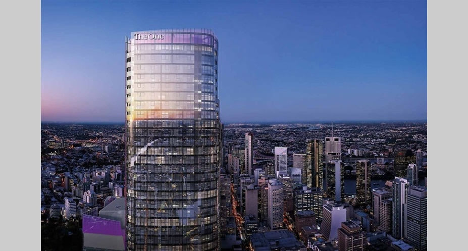 The One - 8 Adelaide Street, Brisbane. Image: Your Choice Group