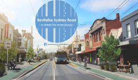 Letting Sydney Road drown in a traffic sewer is not an option, it's time to revitalise the strip