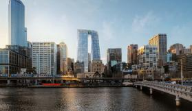 The case for 447 Collins Street