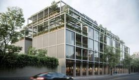 High class and high fuss on High Street: Carr Architecture's latest for Moda