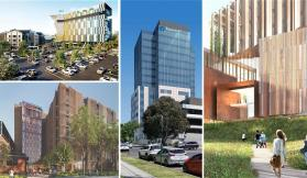 Big ticket health projects keep pace with a ballooning Melbourne population