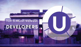 Urban's Top 5 for October - Most Viewed Developers