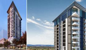 Sky Apartments - 261-263 Pulteney Street, Adelaide