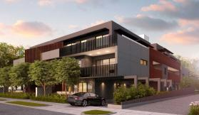 The Edge Apartments - 21 Bourke Street, Ringwood